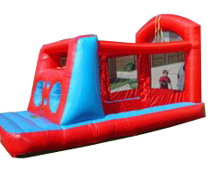 Inflatable Mini Bounce KLMI-006