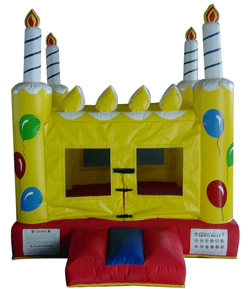 Inflatable Mini Bounce KLMI-007