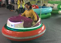 <strong>Shark bumper car</strong>