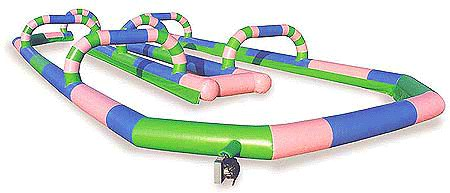 Inflatable Race Track KLRA-003