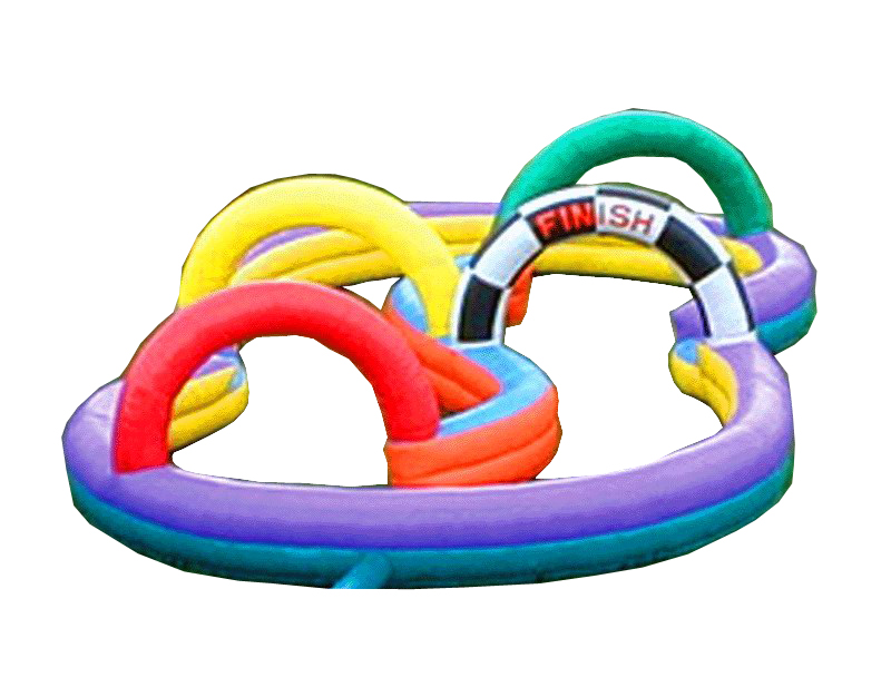 Inflatable Race Track KLRA-004